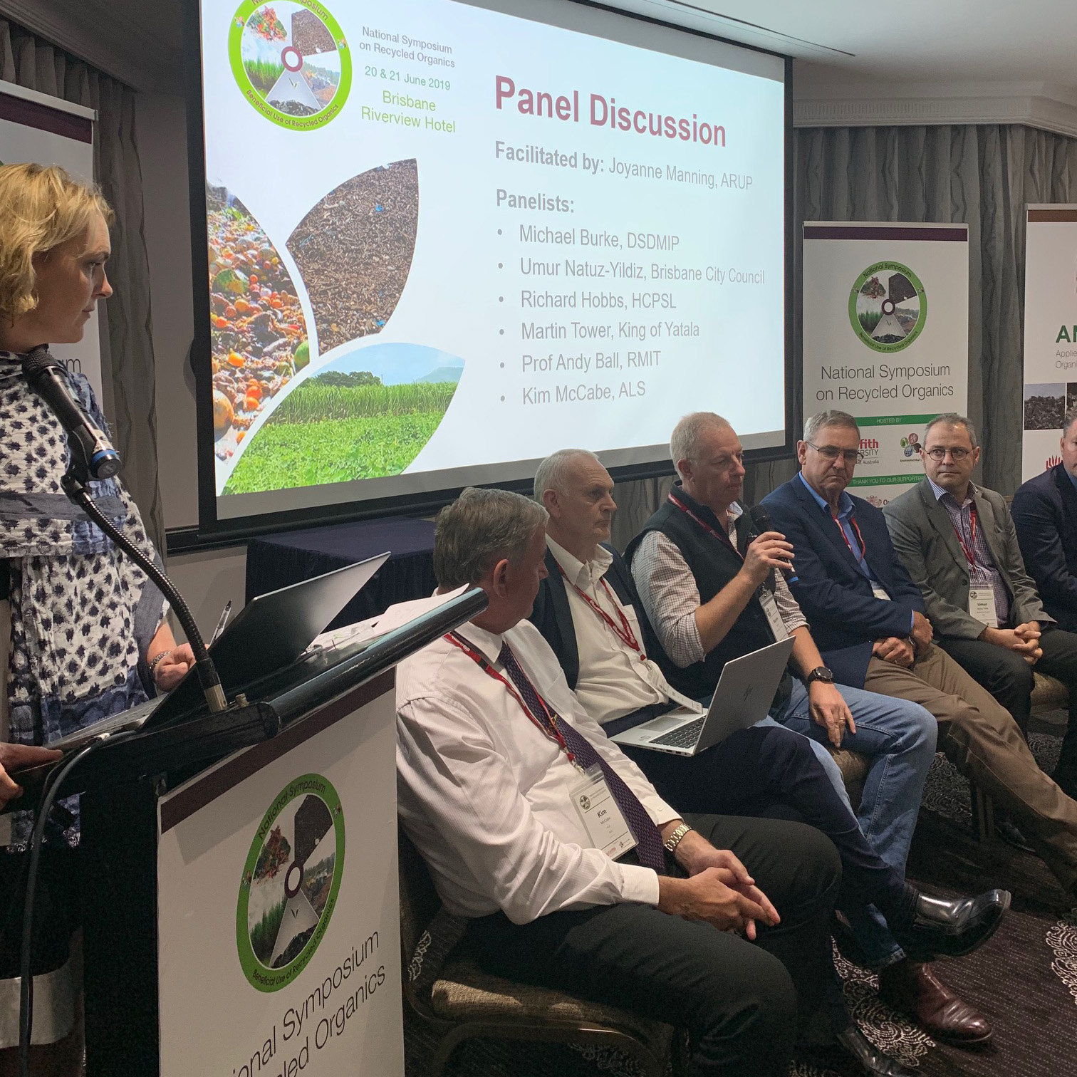 PANEL DISCUSSION: Organic Waste or Wasted Gold