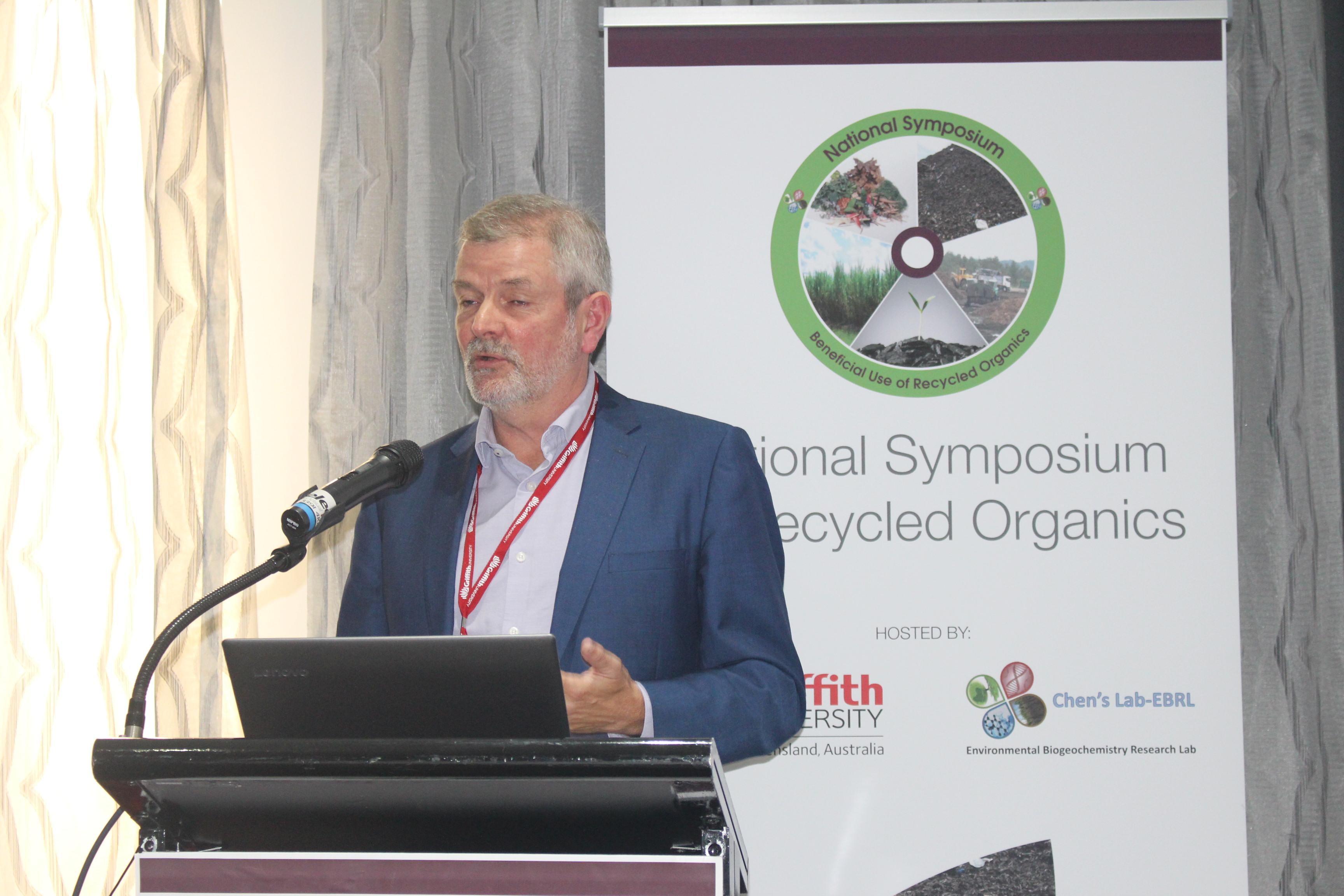 Peter Donaghy, Queensland Urban Utilities