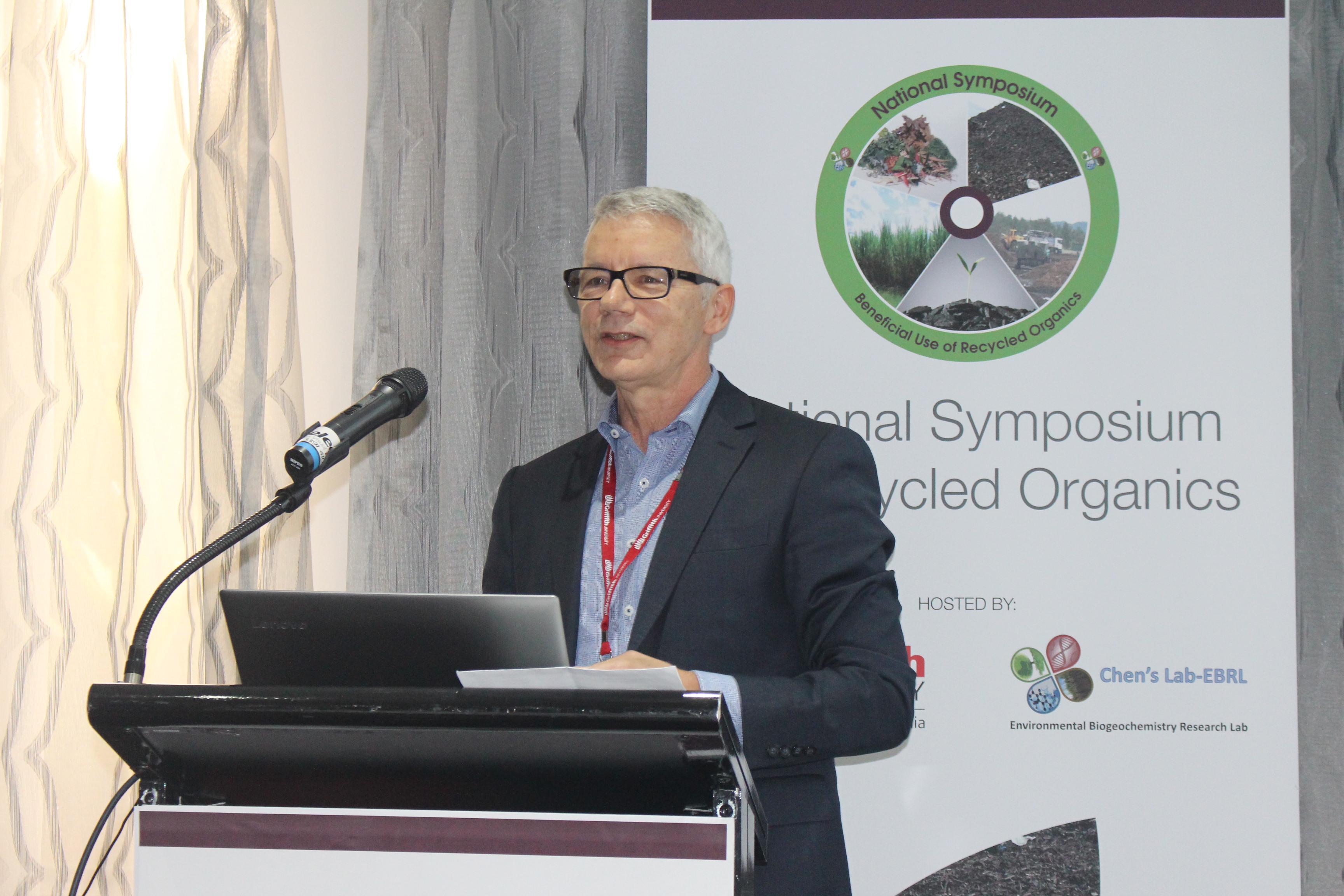 Dr Marc Stammbach, HZI Australia