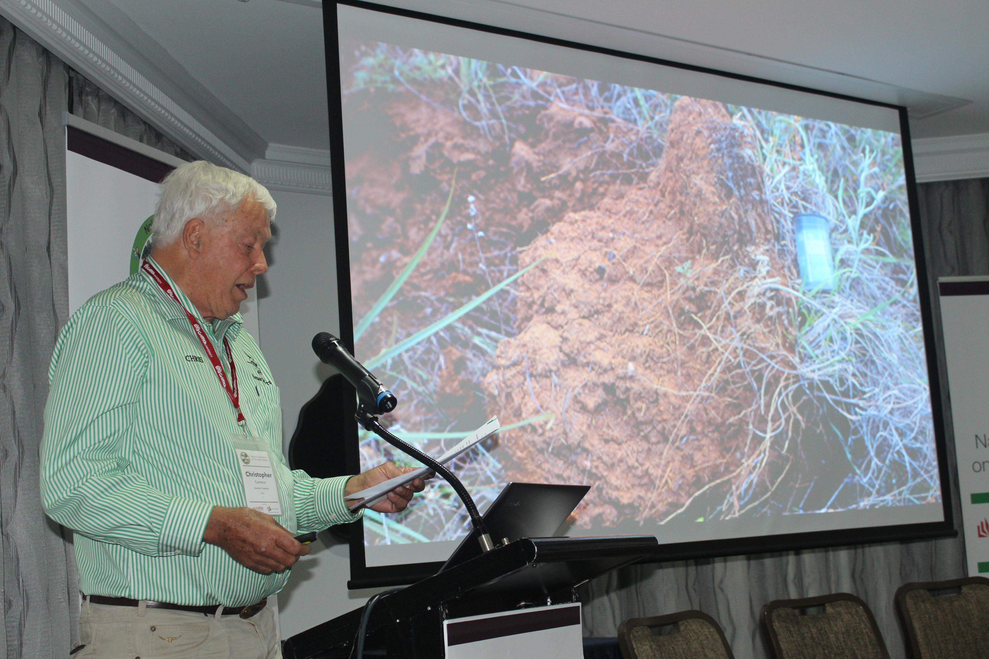 Christopher Cameron, Rockmin Composts